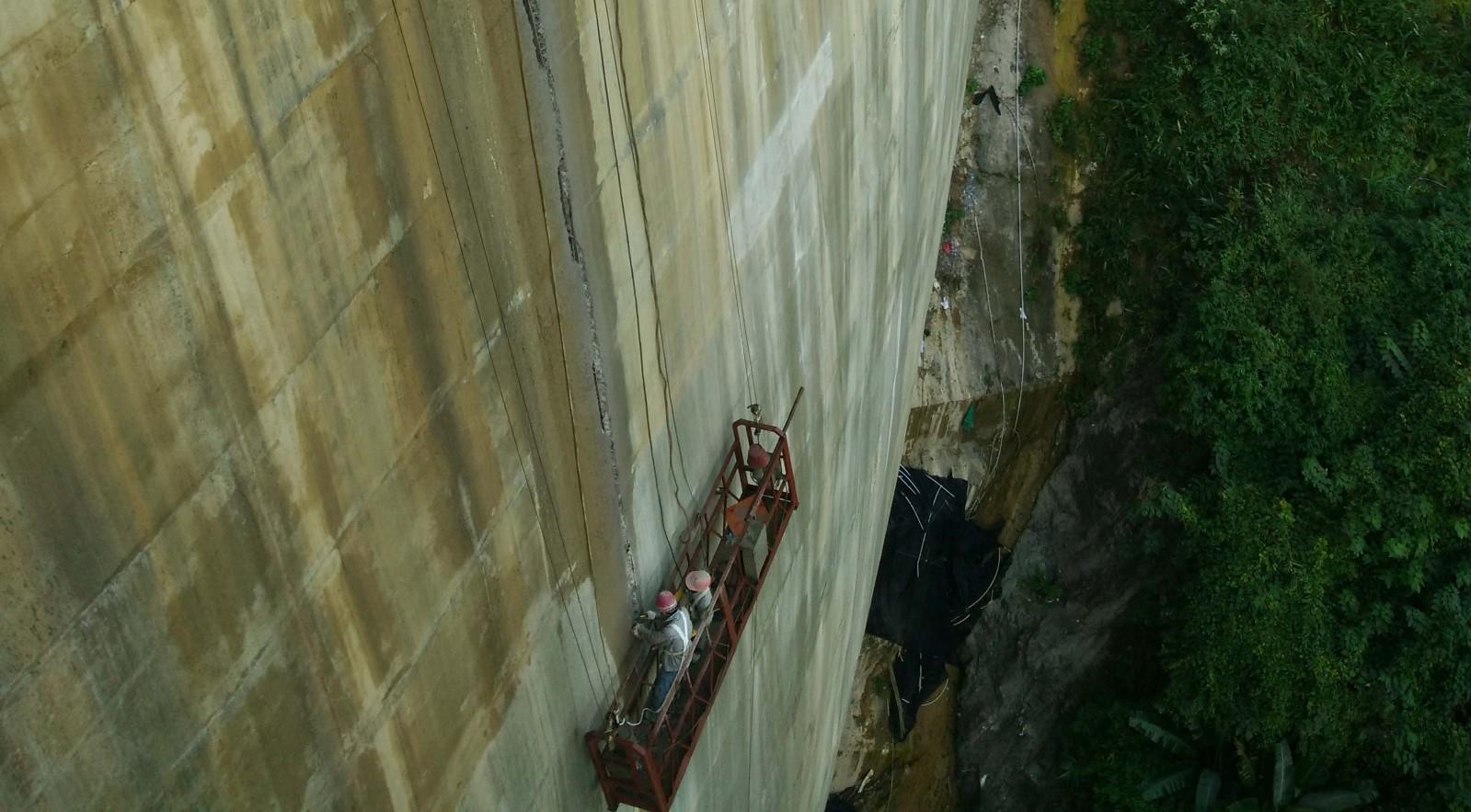 水电站防水堵漏