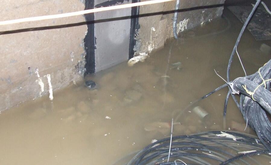 管廊防水堵漏