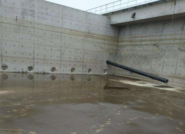 污水池堵漏