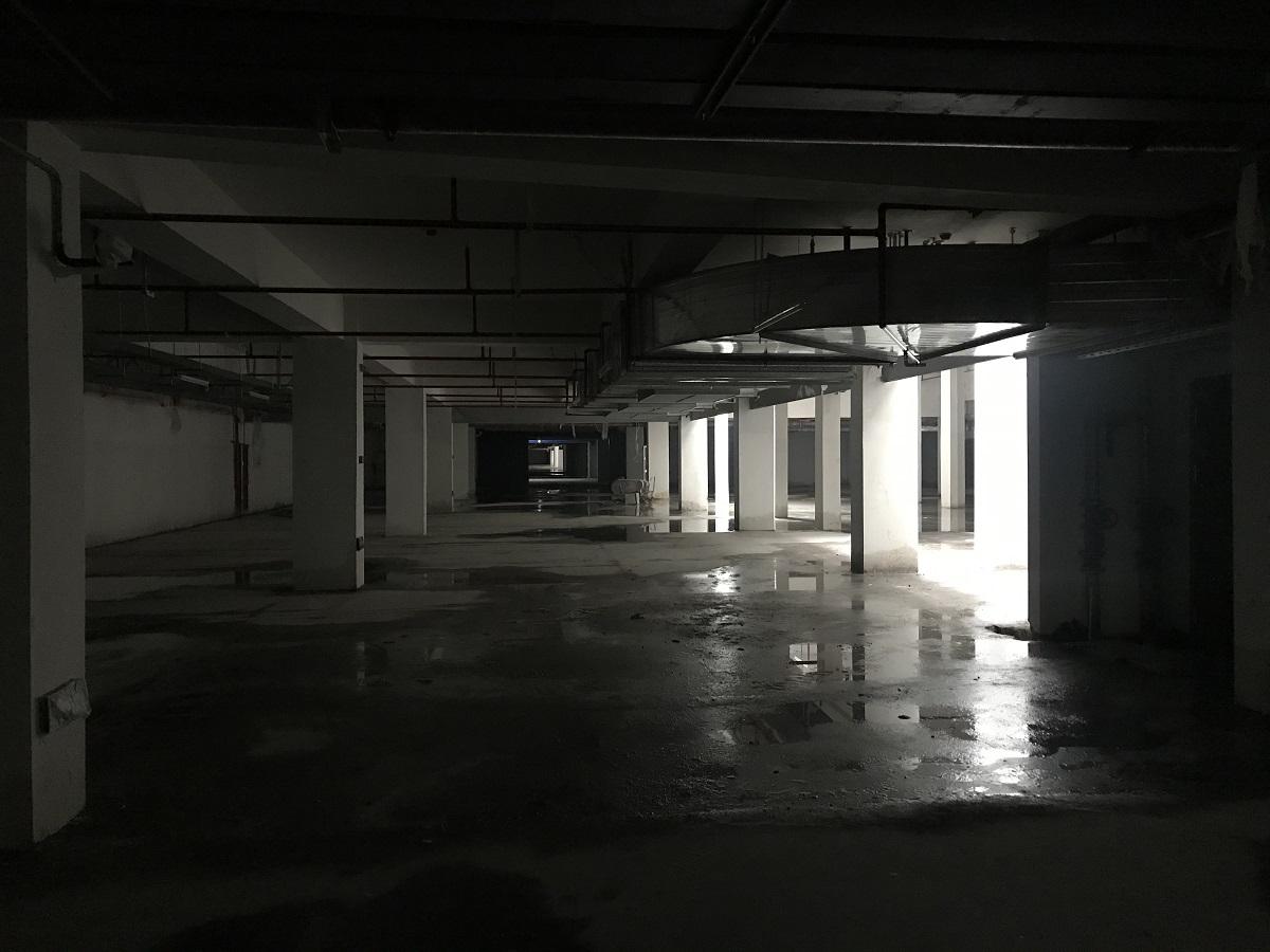 某地下室堵漏维修工程