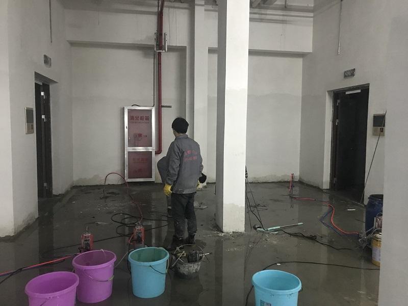 地下室堵漏注浆施工方法(成熟工艺)