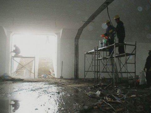 颍州区地下室堵漏施工案例施工案例