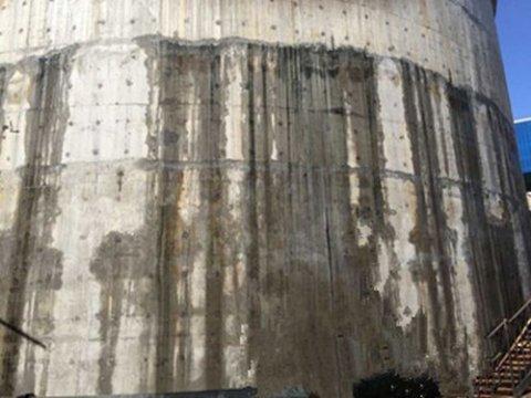 豫北化工有限公司化工水池防水堵漏施工案例