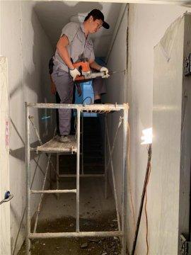 地下室连通口堵漏(地下室连通口漏水解决方法)