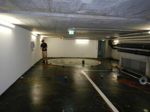 小区地下停车场总是漏水,该怎么处理