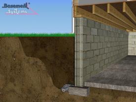 分析地下室底板与墙壁交接处漏水原因