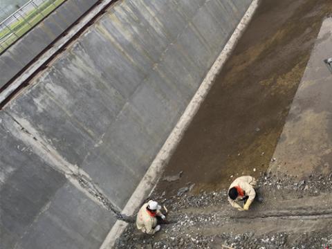 防水堵漏施工要考虑的问题施工案例