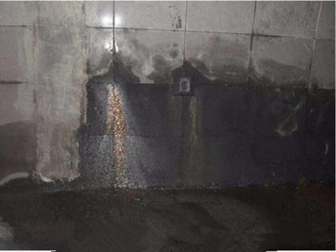 地下室防水堵漏施工方法与安全操作规程施工案例