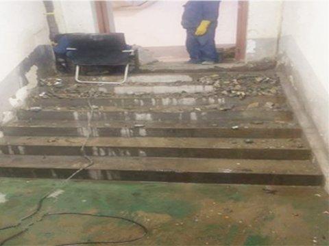 地下室施工缝与伸缩缝的防水防漏处理施工案例