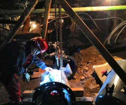 地下室渗水堵漏,地下室渗水快速解决方案