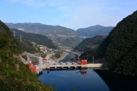 浩口水电站工程获得中国电建优质评价