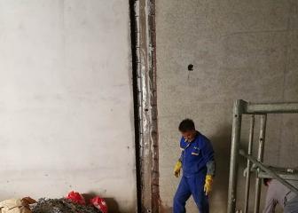 地下停车场伸缩缝堵漏(伸缩缝漏水怎么办)
