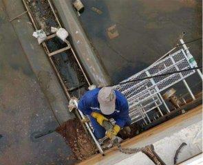 污水池止水带伸缩缝补漏(2种方法经济实用)