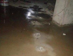 地下室涌水堵漏施工(地下室涌水如何处理)