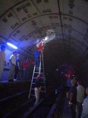 郑州城际轨道交通隧道堵漏工程