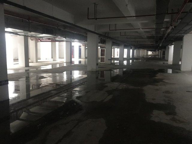 地下室顶板注浆堵漏(地下室顶板漏水最有效的解决办法)